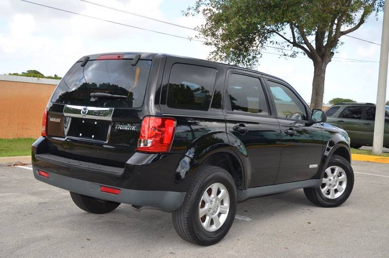 2008 Mazda Tribute s Sport 4dr SUV - Hollywood FL