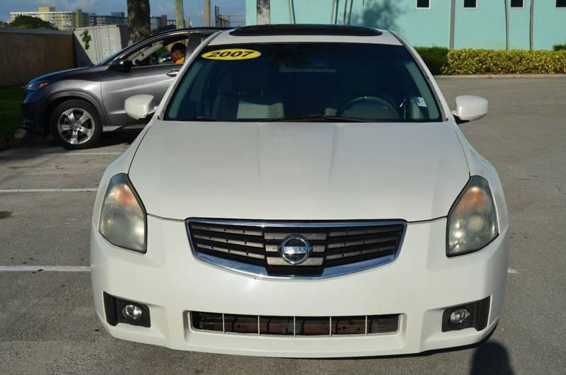 2007 Nissan Maxima 3.5 SL 4dr Sedan - Hollywood FL