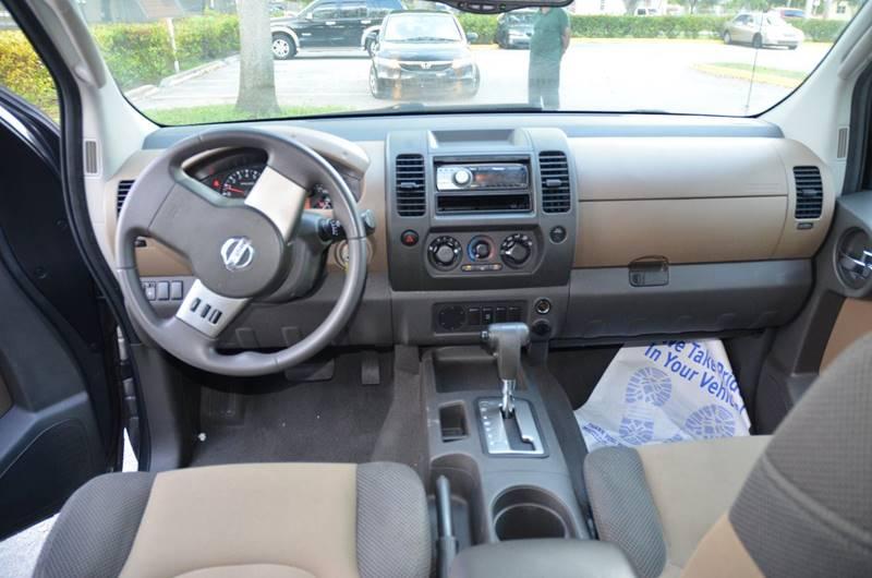 2006 Nissan Xterra SE 4dr SUV - Hollywood FL