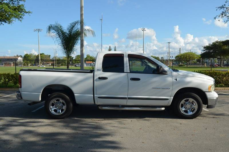 2002 Dodge Ram Pickup 1500 4dr Quad Cab SLT 2WD LB - Hollywood FL