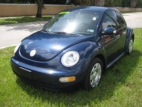 2003 Volkswagen New Beetle for sale in Hollywood, FL