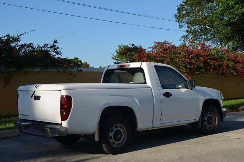 2006 Chevrolet Colorado LT 2dr Regular Cab SB - Hollywood FL