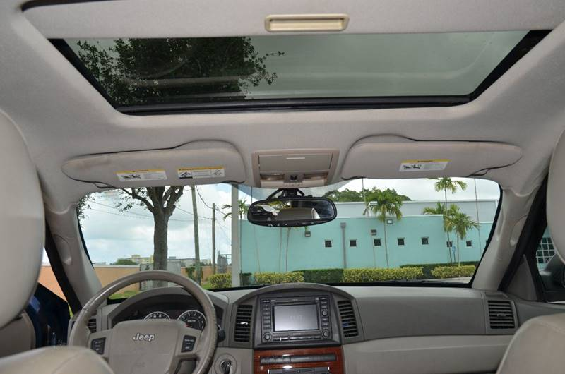 2005 Jeep Grand Cherokee 4dr Limited 4WD SUV - Hollywood FL