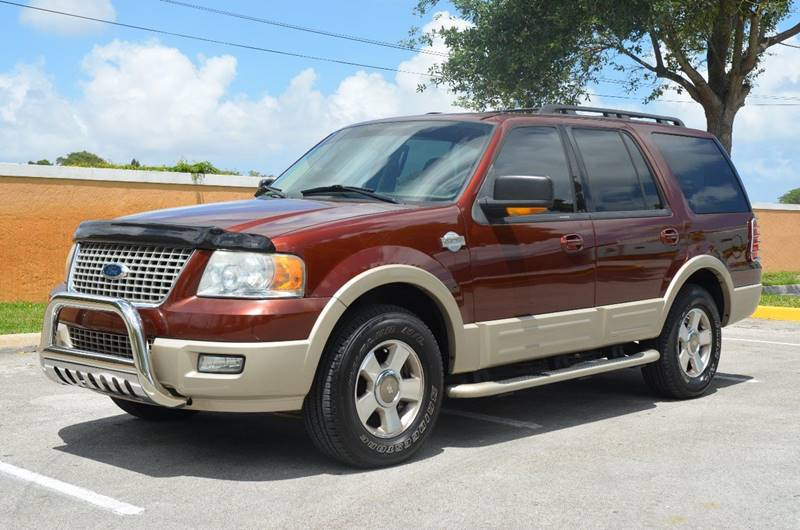 2006 Ford Expedition King Ranch 4dr SUV - Hollywood FL