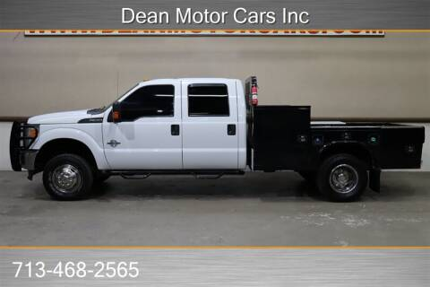 2016 Ford F-350 Super Duty for sale at Dean Motor Cars in Houston TX