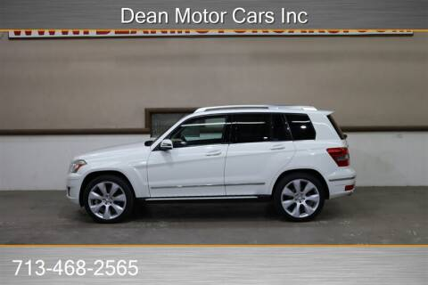 2010 Mercedes-Benz GLK GLK 350 4MATIC for sale at Dean Motor Cars in Houston TX