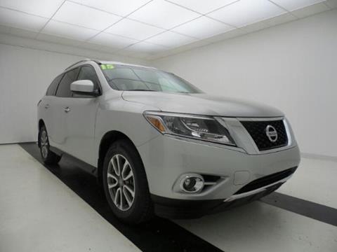 2015 Nissan Pathfinder for sale in Lawrence, KS
