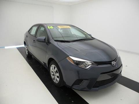 2016 Toyota Corolla for sale in Lawrence, KS