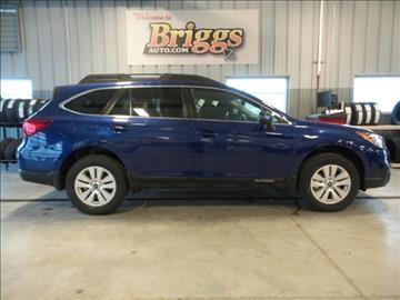 2017 Subaru Outback for sale in Lawrence, KS