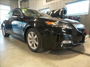 2013 Acura TL for sale in Lawrence, KS
