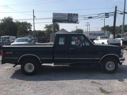 1995 Ford F-150 for sale in Nashville, TN