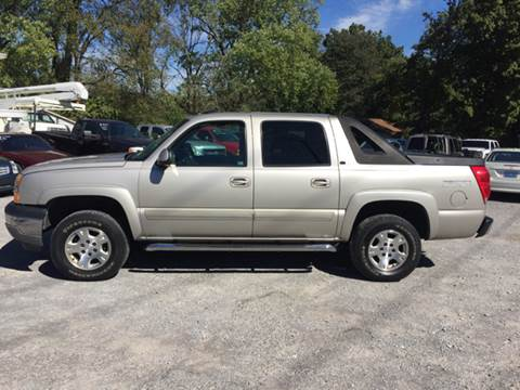 2005 Chevrolet Avalanche for sale in Nashville, TN