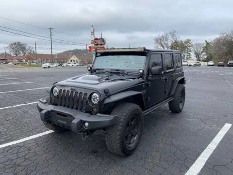 2012 Jeep Wrangler Unlimited for sale in Nashville, TN