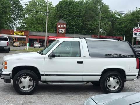 1994 GMC Yukon SLE