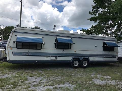 1991 Holiday Rambler Aluma lite 34ft for sale in Nashville, TN