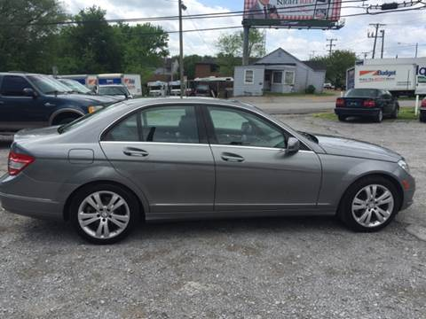 2011 Mercedes-Benz C-Class for sale in Nashville, TN