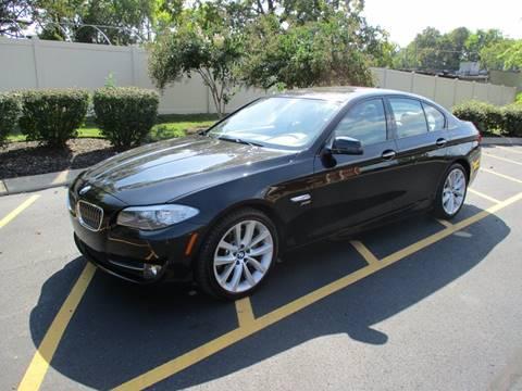2012 BMW 5 Series for sale in Nashville, TN