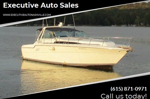 1987 Sea Ray 46 Express Cruiser For Sale In Nashville Tn