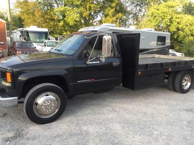 1995 gmc 3500