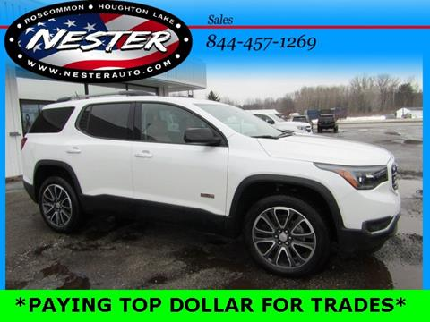 2019 GMC Acadia for sale in Houghton Lake, MI