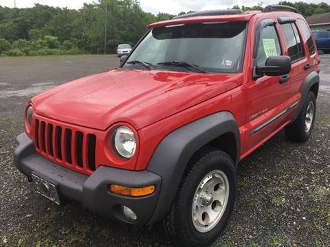2003 Jeep Liberty for sale in Du Bois, PA