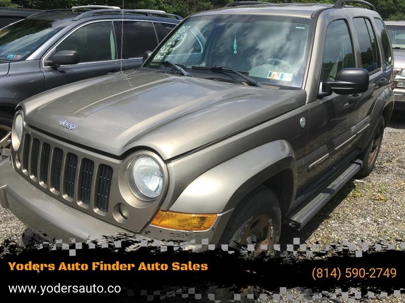 Yoders Auto Finder Auto Sales – Car Dealer in Du Bois, PA