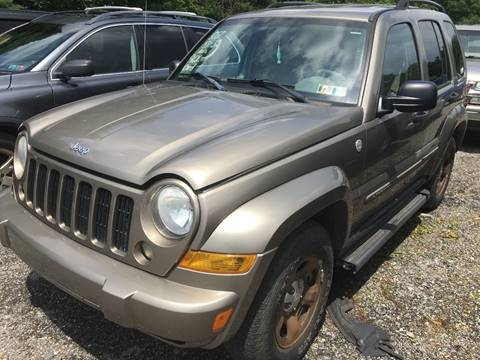 2007 Jeep Liberty for sale in Du Bois, PA