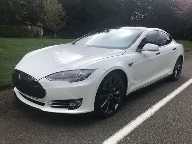 Tesla Model S Signature Performance In Lynnwood WA APX Auto - 2012 tesla model s