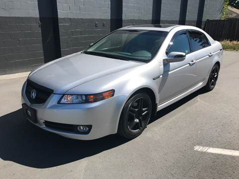 2008 Acura TL for sale at APX Auto Brokers in Lynnwood WA