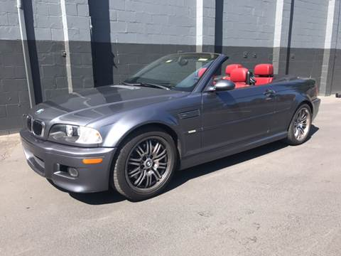 2002 BMW M3 for sale at APX Auto Brokers in Lynnwood WA