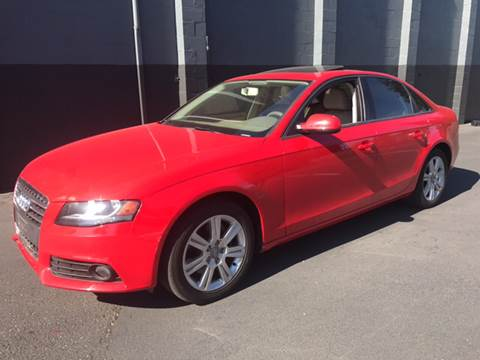 2010 Audi A4 for sale at APX Auto Brokers in Lynnwood WA