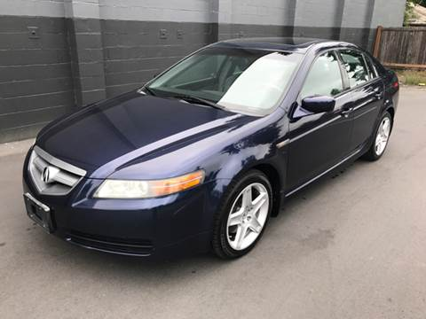 2006 Acura TL for sale at APX Auto Brokers in Lynnwood WA