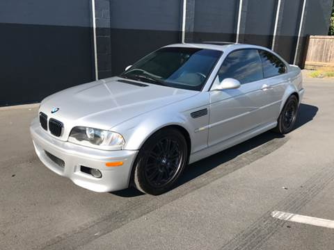 2001 BMW M3 for sale at APX Auto Brokers in Lynnwood WA