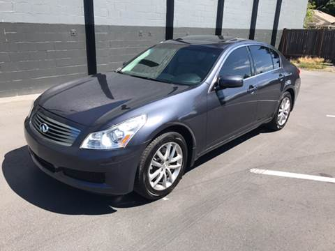 2007 Infiniti G35 for sale at APX Auto Brokers in Lynnwood WA