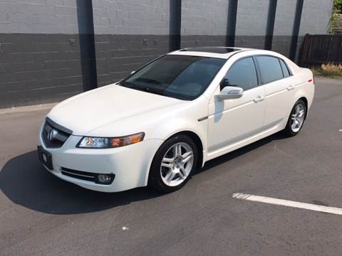 2007 Acura TL for sale at APX Auto Brokers in Lynnwood WA