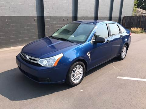2008 Ford Focus for sale at APX Auto Brokers in Lynnwood WA