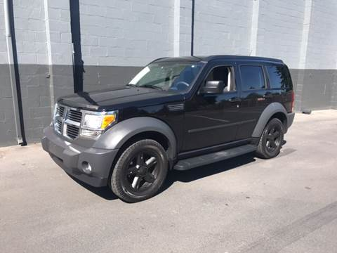2007 Dodge Nitro for sale at APX Auto Brokers in Lynnwood WA