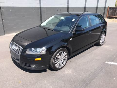 2006 Audi A3 for sale at APX Auto Brokers in Lynnwood WA