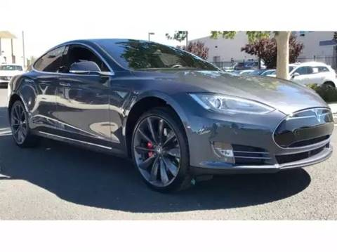 2015 Tesla Model S for sale in Lynnwood, WA