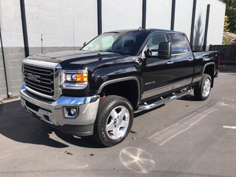 2015 GMC Sierra 2500HD for sale in Lynnwood, WA