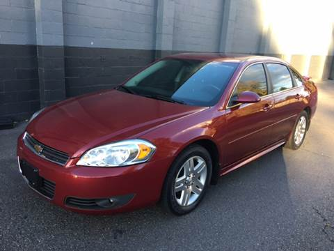 2011 Chevrolet Impala for sale in Lynnwood, WA