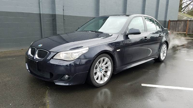BMW Series I In Lynnwood WA APX Auto Brokers - 2010 bmw 535i