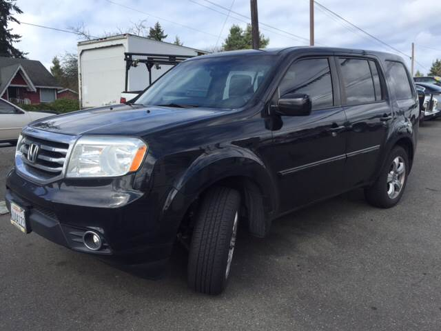 2012 Honda Pilot For Sale At APX Auto Brokers In Lynnwood WA