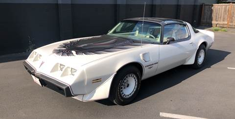 1980 Pontiac Firebird Trans Am for sale in Lynnwood, WA