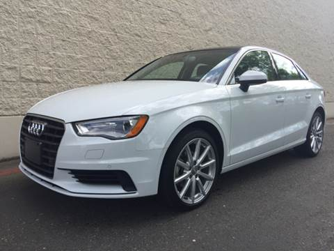 2015 Audi A3 for sale at APX Auto Brokers in Lynnwood WA