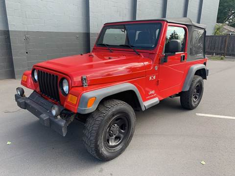 2006 Jeep Wrangler for sale in Lynnwood, WA