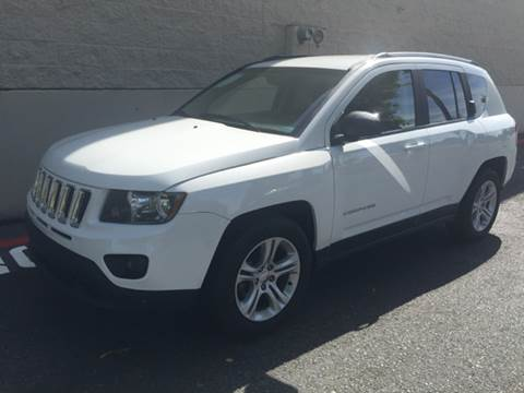 2016 Jeep Compass for sale at APX Auto Brokers in Lynnwood WA