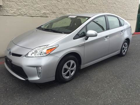 2014 Toyota Prius for sale at APX Auto Brokers in Lynnwood WA