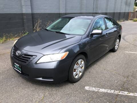 2007 Toyota Camry for sale at APX Auto Brokers in Lynnwood WA