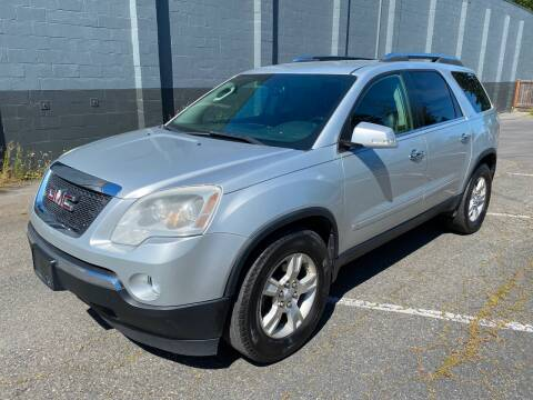 2009 GMC Acadia for sale at APX Auto Brokers in Lynnwood WA